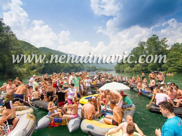 Drinska regata Bajina Basta 2013