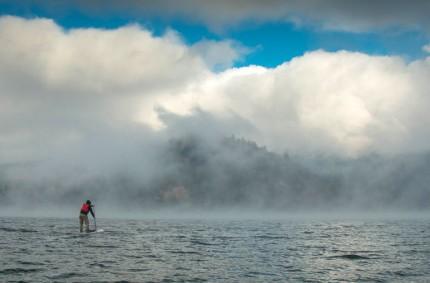 Standup paddleboarding – fotografije za katalog