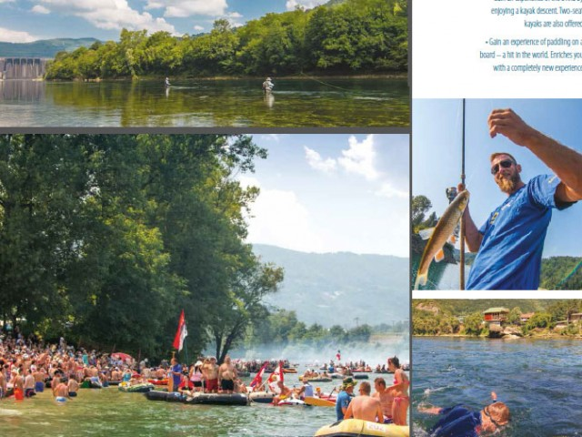 Fotografije u novom katalogu Turisticke organizacije Srbije